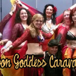 Moon Goddess Caravan - Belly Dance